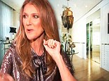'I have 3000 pairs of shoes in there!' Celine Dion reveals the secrets of the mega closet in her $71M Florida home... (as she tries to sell it on Ellen)