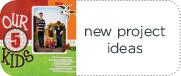 new scrapbooking ideas and scrapbooking layout ideas
