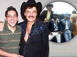 Village People's cowboy Randy Jones announces three-day wedding extravaganza to longtime beau