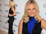 How did she do it? New mother Malin Akerman proudly displays her incredible post-baby body as she promotes her upcoming show Trophy Wife