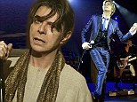 David Bowie gets nominated for the Mercury Music Prize