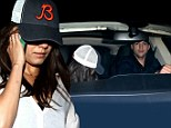 Proving your devotion Ashton? Kutcher picks up Mila Kunis from LAX... one day after jetting in with ex-wife Demi Moore
