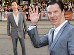 Benedict Cumberbatch interview with The Hollywood Reporter