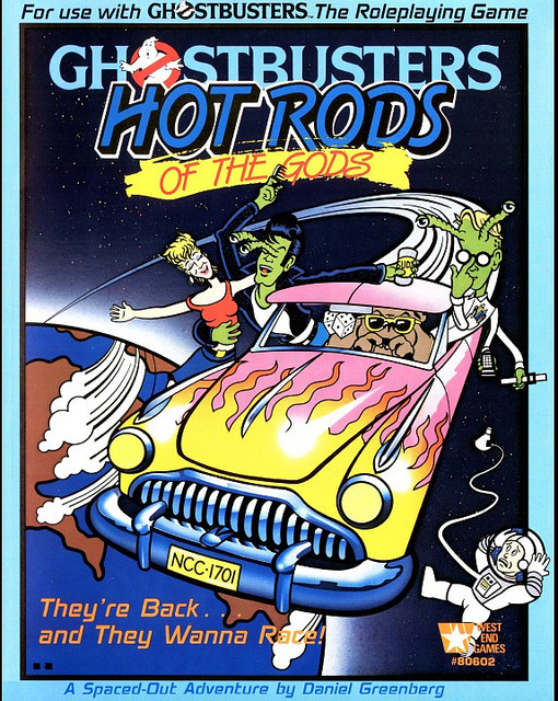 Hot Rods of the Gods