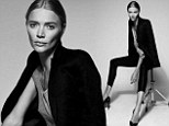 Jodie Kidd was an icon of 'heroin chic'. Now, the mother and ex-racing driver makes a return to modelling at 34 - and she's still got THOSE cheekbones