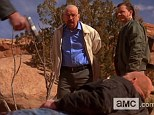 Anti-hero Walter White and brother-in-law Hank finds themselves at the mercy of Jack in last night's Breaking Bad episode, Ozymandias