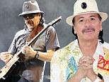 Music legend Carlos Santana, 66, crashes into parked car in Las Vegas