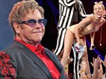 Elton John speaks out on Miley Cyrus and says she is 'a meltdown waiting to happen'