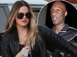 Khloe Kardashian and Lamar Odom 'on brink of separation' as she steps out solo just days before 4th wedding anniversary