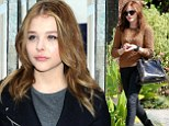 'You're sick!' Chloe Moretz lashes out at online hoaxsters who claimed she died in a Switzerland snowboarding accident