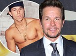 After taking online courses for one year, actor Mark Wahlberg graduates high school at 42