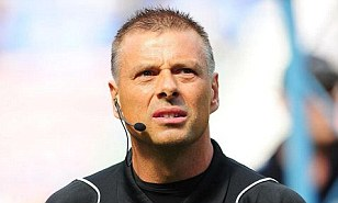 Revealing: Mark Halsey is releasing a controversial new book