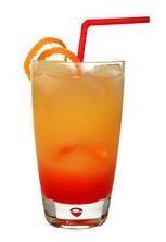 tequila sunrise, tequila sunrise drink, tequila sunrise przepis