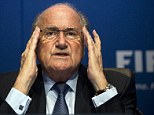 Determined: FIFA president Sepp Blatter has declared a no tolerance policy towards match fixing