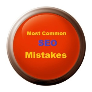top 7 seo mistakes, most common seo mistakes, biggest SEO mistakes