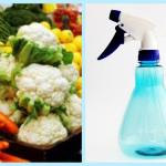 DIY FruitVeggie Spray