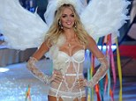 Victoria's Secret Angel Lindsay Ellingson is already in full prep mode for the Christmas runway show set to air December 10th - but rather than trying to lose weight, the model says wants to 'add curves'