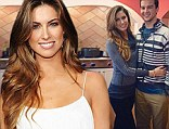 'We're called the Romeo and Juliet of Alabama'! Katherine Webb discusses her football rivalry romance with A.J. McCarron