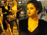 Still a smokeshow! Selena Gomez didn't let the bad news take away from her sexy style as she spent one last night in Milan, Italy