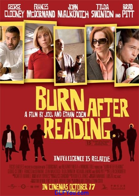 burn after reading ver4 Burn After Reading 2008 BluRay 720p Movie Download