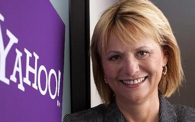 Carol Bartz, new CEO of Yahoo