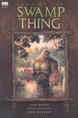 Saga of The Swamp Thing Vol 1