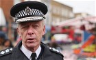 """Sir Bernard Hogan-Howe, the Commissioner of the Metropolitan Police, said he hoped people could """"love and respect"""" his force"""