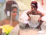 Here comes the bride! Nicole Polizzi finds her wedding dress in new teaser for season three of Snooki & JWoww
