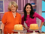 'Think of your partner as a piece of you know what': Martha Stewart gives Bethenny Frankel some blunt divorce advice