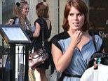 Matchmaker Princess Eugenie lunches with Prince Harry's girlfriend Cressida Bonas