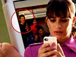 Lea Michele's character gazes at photo of the late Cory Monteith in debut episode of Glee's fifth season