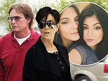 'They're too cool for high school': Kris Jenner fights with husband Bruce over Kendall and Kylie becoming 'dropouts'