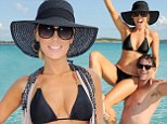 Better make the most of it! Gretchen Rossi soaks up rays and the limelight in the Bahamas following rumours that she has been axed from RHOC