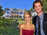 From one Aussie to the next! Chris Hemsworth and Elsa Pataky scoop up Paul Hogan's Malibu mansion for a nifty $4.8 million