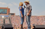 Garth Brooks, Willie Nelson Star in Toby Keith's Twister Relief Concert
