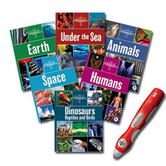 Britannica Interactive Science Library: 6-Volume Box Set