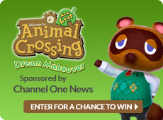 Animal Crossing: New Leaf Dream Makeover