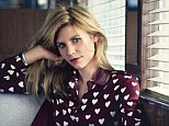 Quite a change: Claire Danes opens up on motherhood in the November issue of Vogue UK
