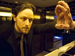 James McAvoy plays a crooked, badmouthed cop in Filth - a black comedy set in Scotland