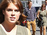 Chic Princess Eugenie