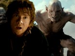 Hobbit trilogy costs $561M so far... double the amount spent on Lord Of The Rings