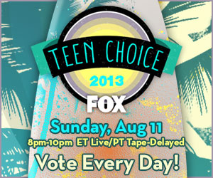 Teen Choice 2013 August 11 on FOX