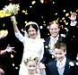 Mandatory Credit: Photo by REX/Action Press (3140714e) Viktoria Cservenyak Royal Wedding of Prince Jaime Bourbon-Parma and Viktoria Cservenyak in Appeldorn, Netherlands - 05 Oct 2013