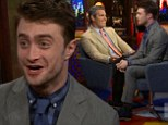 ¿I have a track record¿: Daniel Radcliffe admits he prefers older women... as he hints that his current girlfriend is a cougar