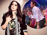 'It wasn't rehearsed... Harry was so great!' Lucy Hale talks Styles' impromptu twerking after hosting the Teen Choice Awards