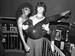 Starting out Simon and Sinitta in London in 1986