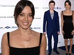 Dane DeHaan steals Daniel Radcliffe's thunder at LA premiere of Kill Your Darlings by bringing along glam friend Aubrey Plaza