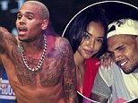 Far too young! Chris Brown reveals he was just eight-years-old when he lost his virginity