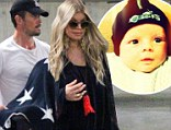 Fergie shows off her amazing post-baby body