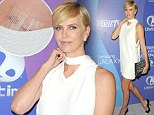 Oh no! Charlize Theron steps out of the red carpet with nasty looking cut on her neck